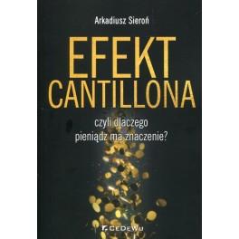 Efekt Cantillona - Arkadiusz Sieroń